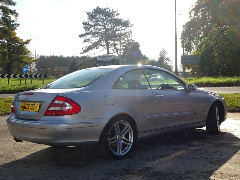2003 Mercedes Clk - Large 3