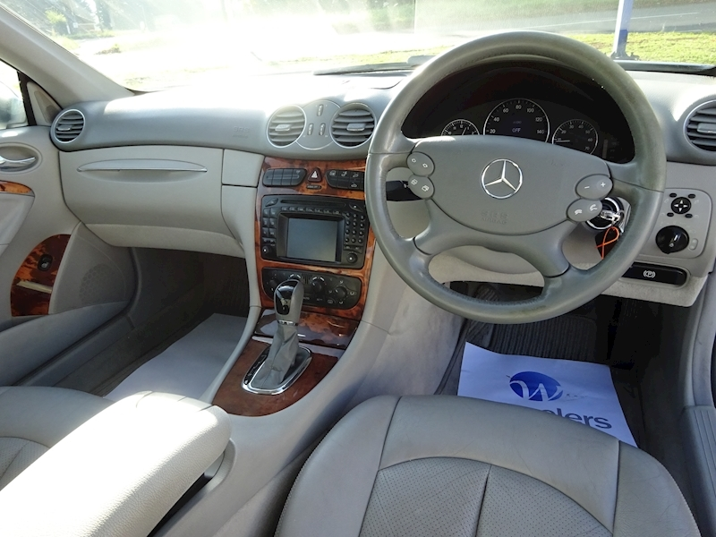 2003 Mercedes Clk - Large 5