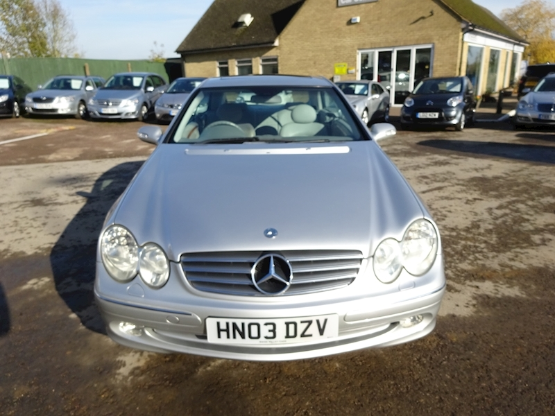 2003 Mercedes Clk - Large 6