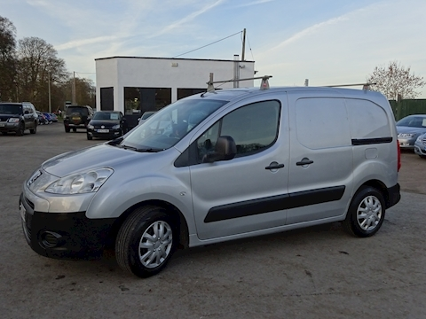 Partner Hdi Se L1 625 Panel Van 1.6 Manual Diesel