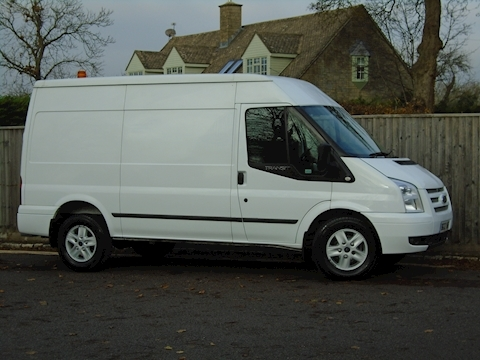 Ford Transit 350 Limited P/V