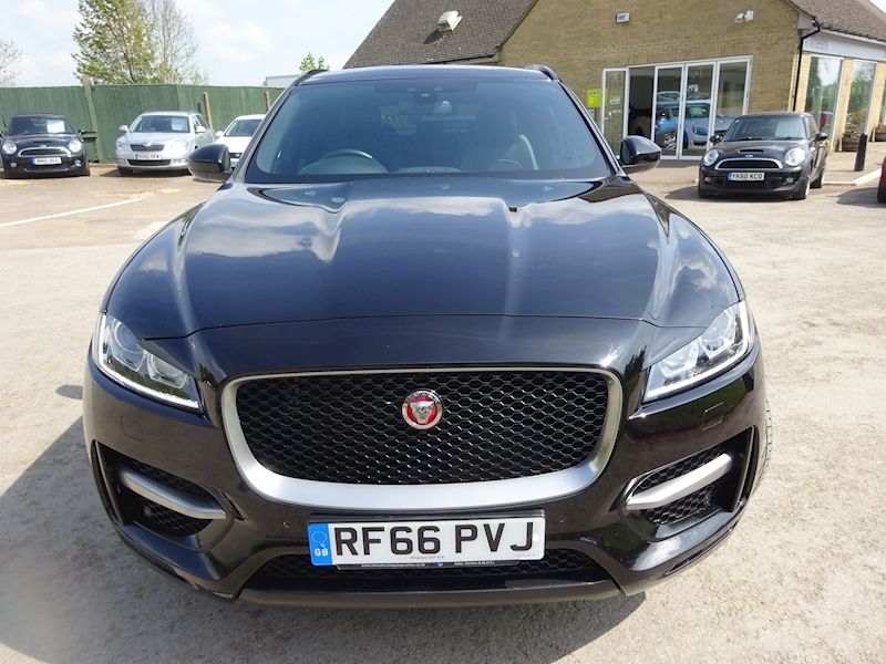 2016 Jaguar F-Pace - Large 9
