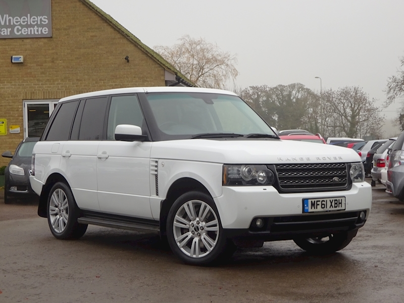 2011 Land Rover Range Rover - Large 0
