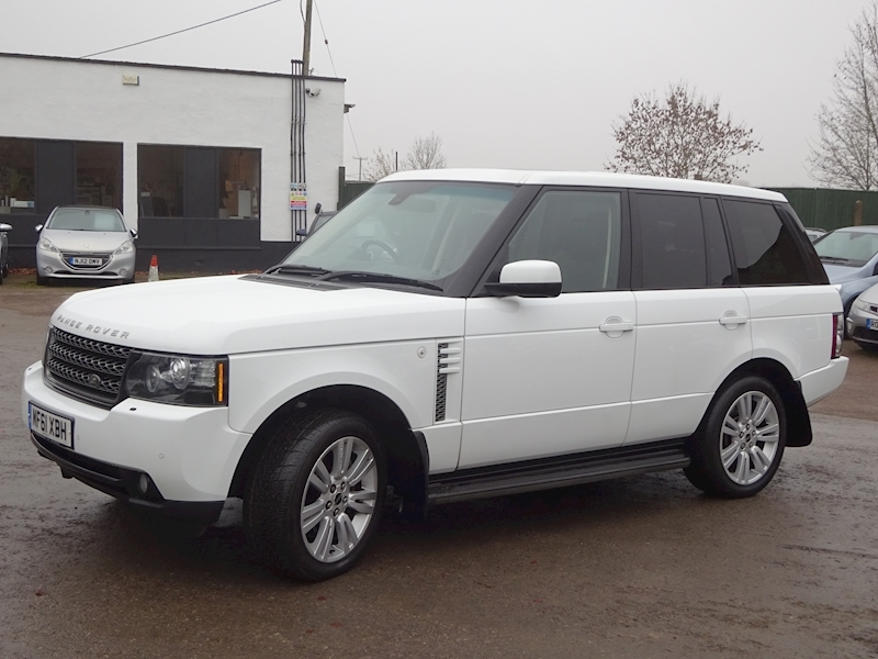 2011 Land Rover Range Rover - Large 1