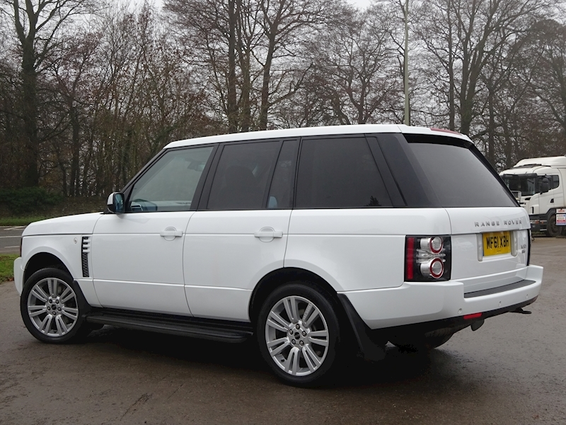 2011 Land Rover Range Rover - Large 2