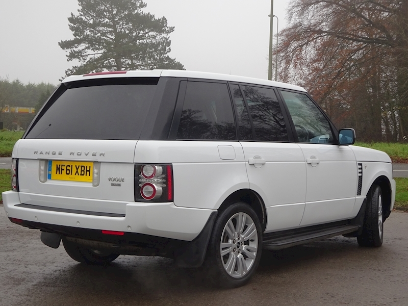 2011 Land Rover Range Rover - Large 3