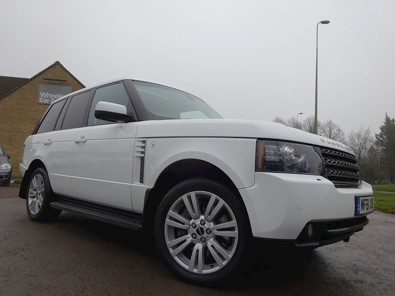 2011 Land Rover Range Rover - Large 10
