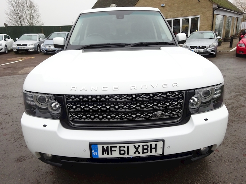 2011 Land Rover Range Rover - Large 11