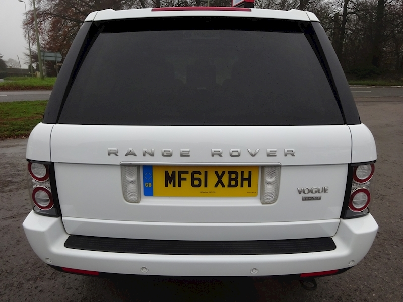 2011 Land Rover Range Rover - Large 13