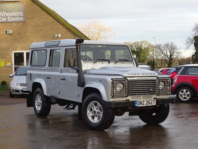 2010 Land Rover Defender - Large 0