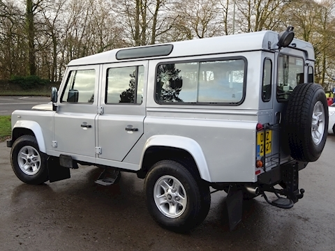 Defender 110 County Station Wagon Estate 2.4 Manual Diesel