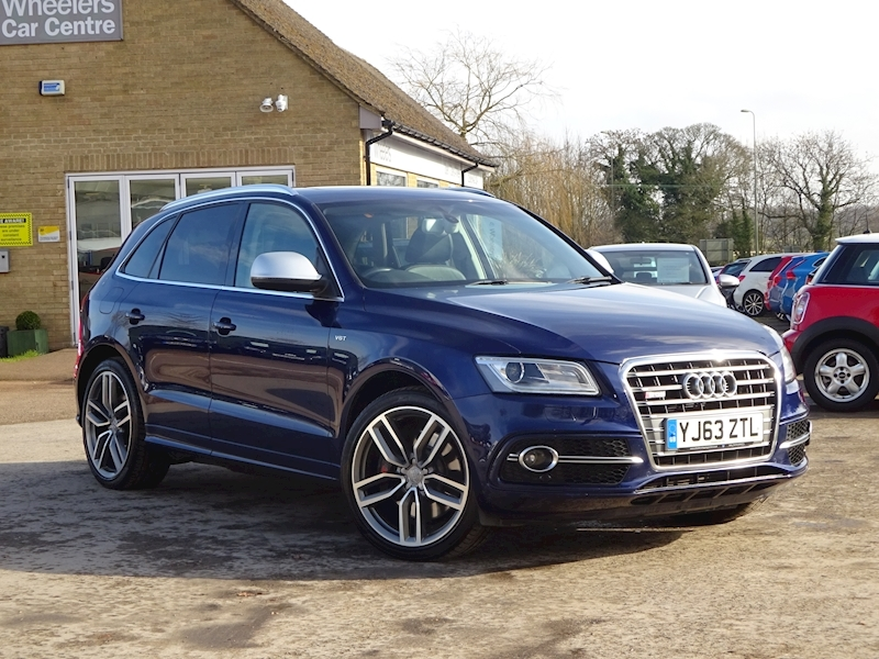 Q5 Sq5 Tdi Quattro 3.0 5dr Estate Automatic Diesel