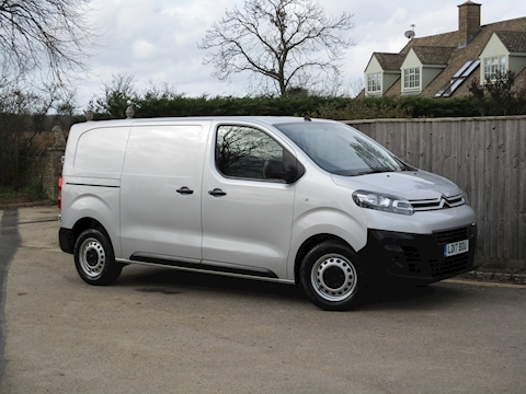 Citroen Dispatch M 1400 Enterprise Bluehdi S/S
