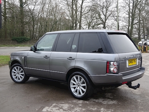 Range Rover Tdv8 Vogue Estate 4.4 Automatic Diesel