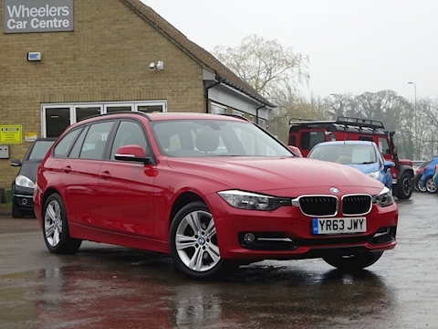 Bmw 3 Series 320I Xdrive Sport Touring