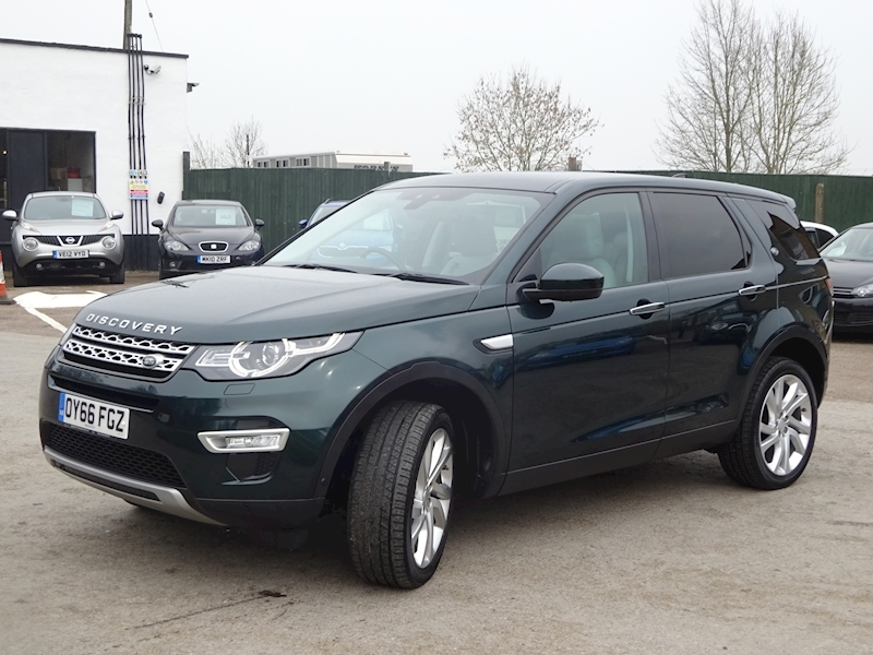 2016 Land Rover Discovery Sport - Large 1