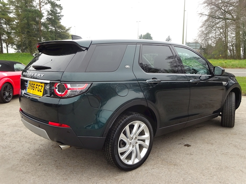 2016 Land Rover Discovery Sport - Large 3
