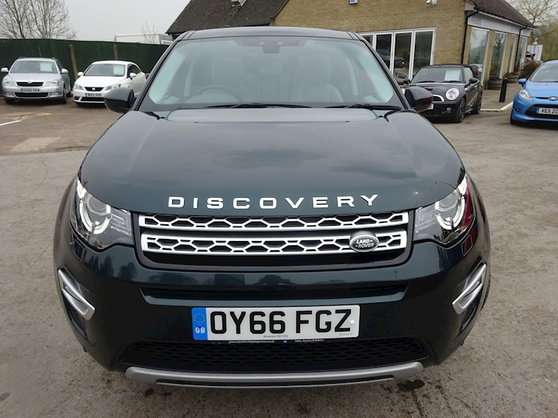2016 Land Rover Discovery Sport - Large 7