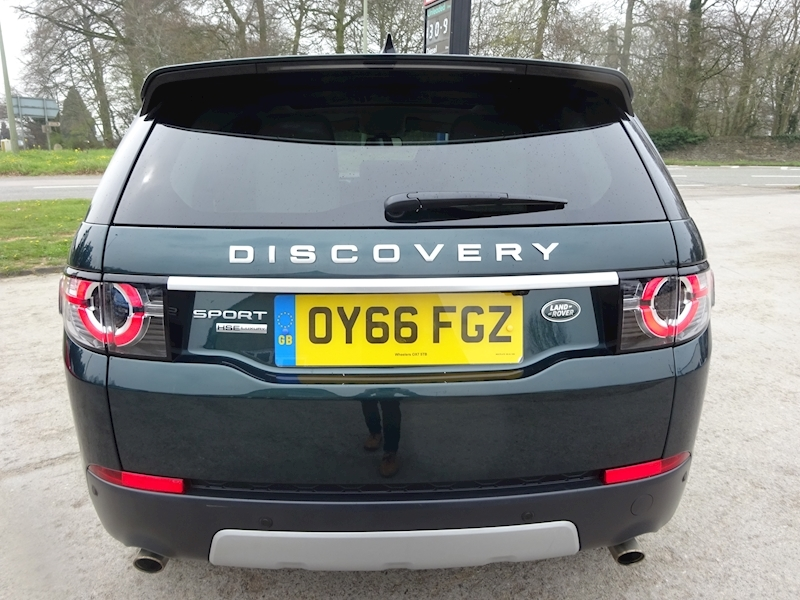 2016 Land Rover Discovery Sport - Large 8