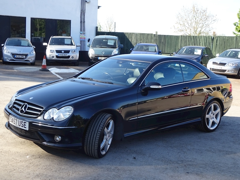 2007 Mercedes Clk - Large 1