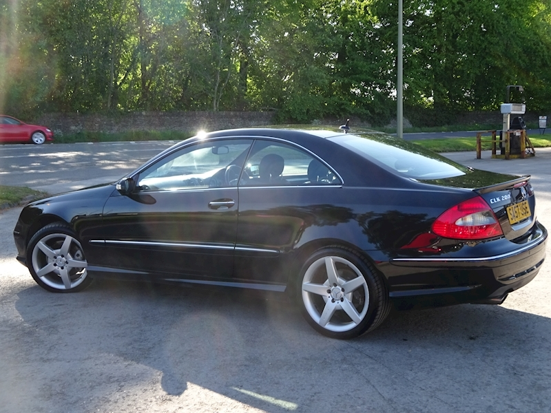 2007 Mercedes Clk - Large 2