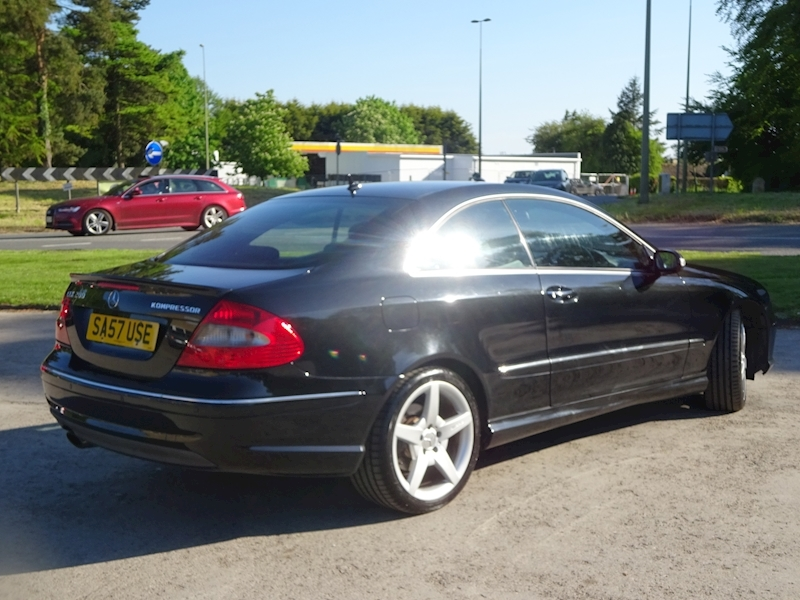 2007 Mercedes Clk - Large 3