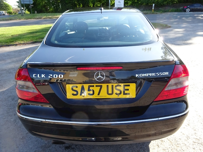 2007 Mercedes Clk - Large 8