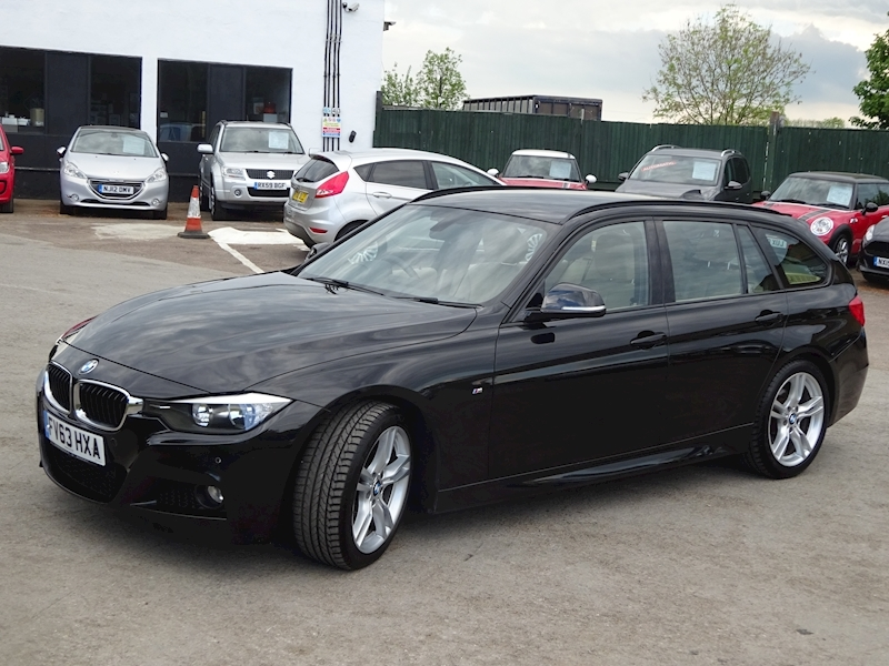 2013 Bmw 3 Series - Large 1