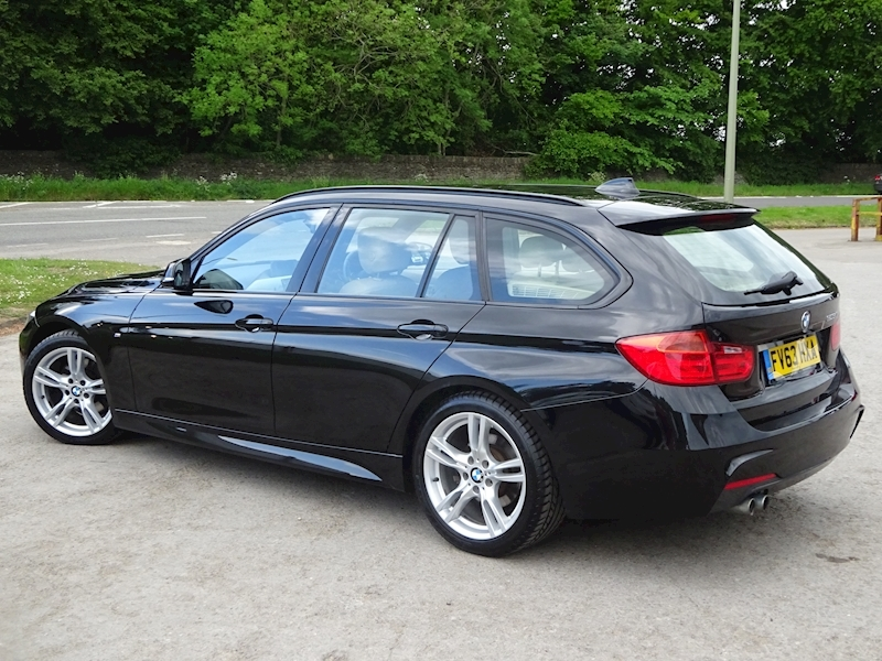 2013 Bmw 3 Series - Large 2