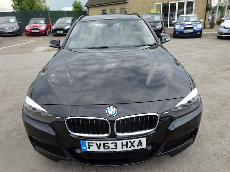 2013 Bmw 3 Series - Large 6