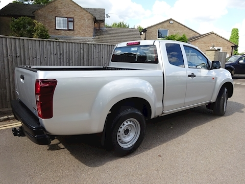 D-Max Td Ecb Pick-Up 2.5 Manual Diesel
