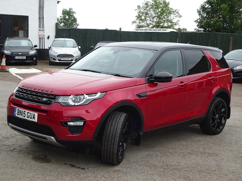 2015 Land Rover Discovery Sport - Large 1