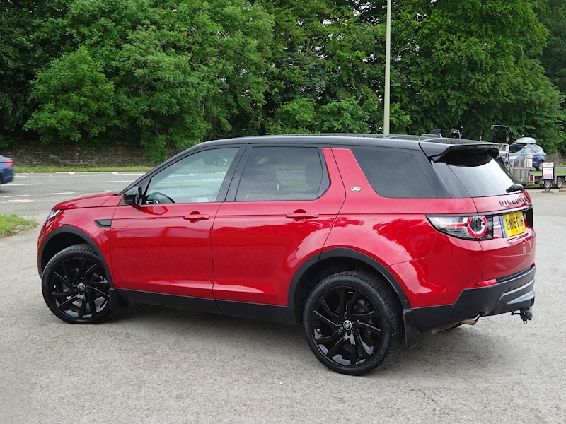 2015 Land Rover Discovery Sport - Large 2