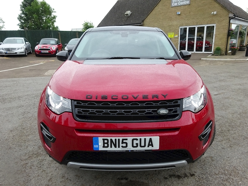 2015 Land Rover Discovery Sport - Large 7