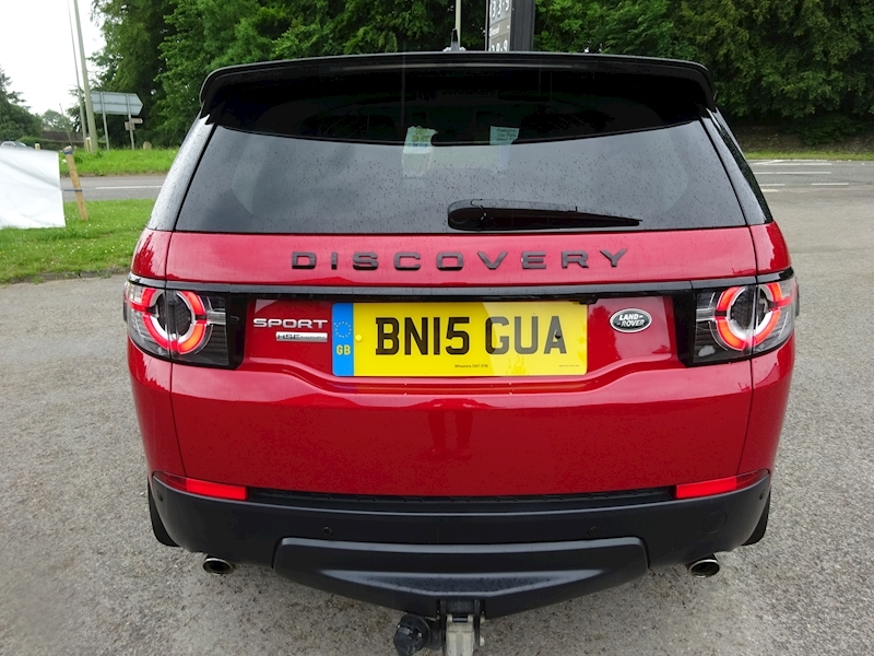 2015 Land Rover Discovery Sport - Large 9