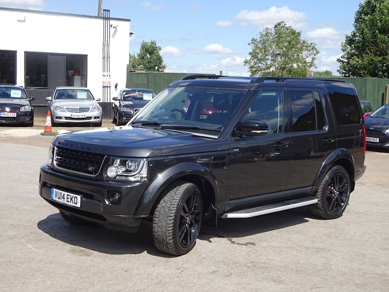 2014 Land Rover Discovery - Large 1