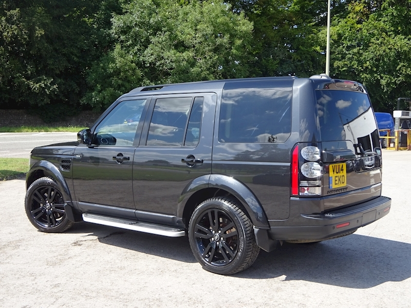 2014 Land Rover Discovery - Large 2