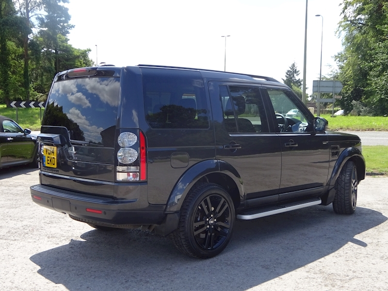 2014 Land Rover Discovery - Large 3