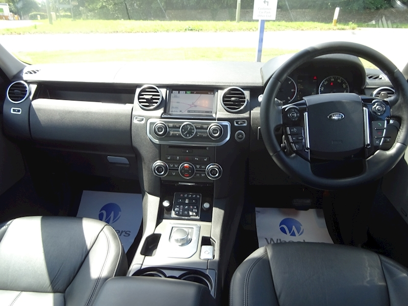 2014 Land Rover Discovery - Large 5
