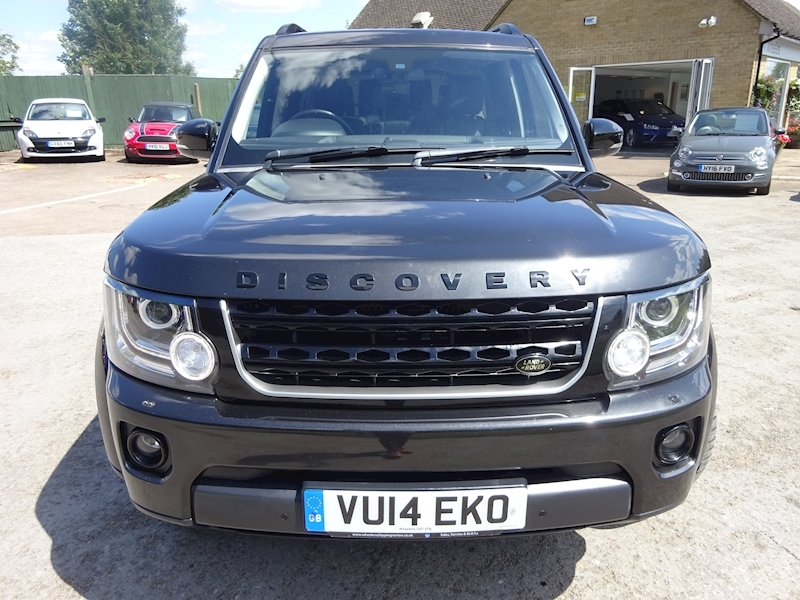 2014 Land Rover Discovery - Large 10