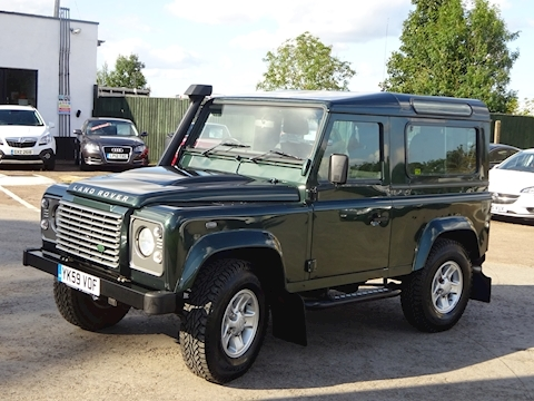 Defender 90 Xs Station Wagon 2.4 3dr Light 4x4 Utility Manual Diesel