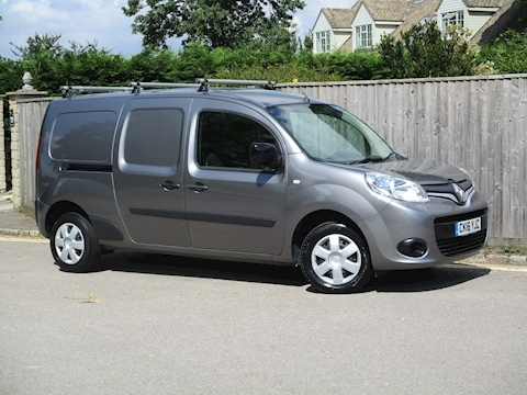 Renault Kangoo Maxi Ll21 Business Plus Dci