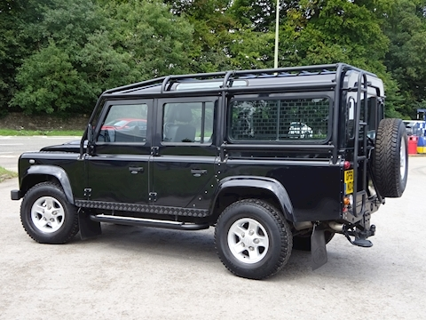 Defender 110 Td Xs Station Wagon Light 4X4 Utility 2.4 Manual Diesel