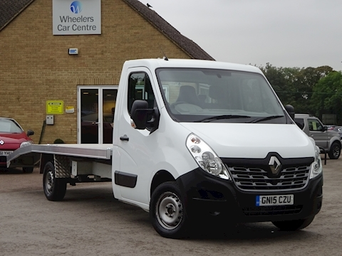 Renault Master Ll35 Business Dci L/R C/C