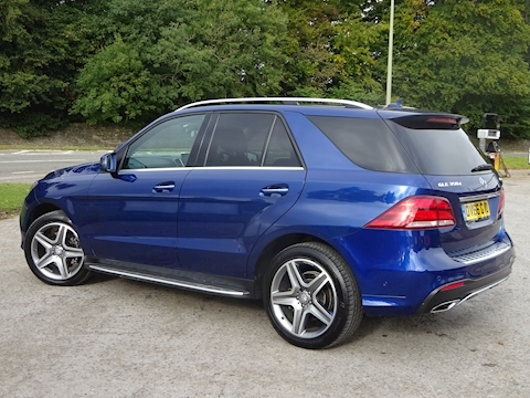 Gle-Class Gle 350 D 4Matic Amg Line Premium Plus Estate 3.0 Automatic Diesel