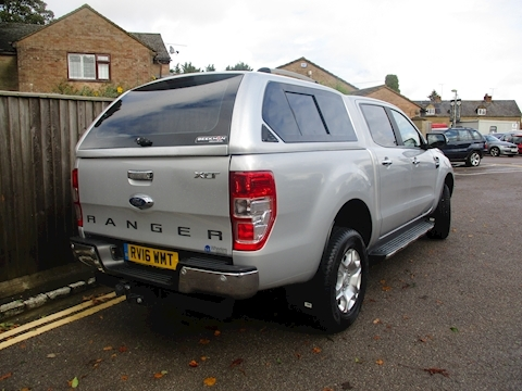 Ranger Dcb Tdci 3.2 Pick-Up Automatic Diesel
