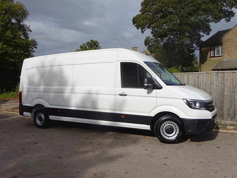 2018 Volkswagen Crafter - Large 0