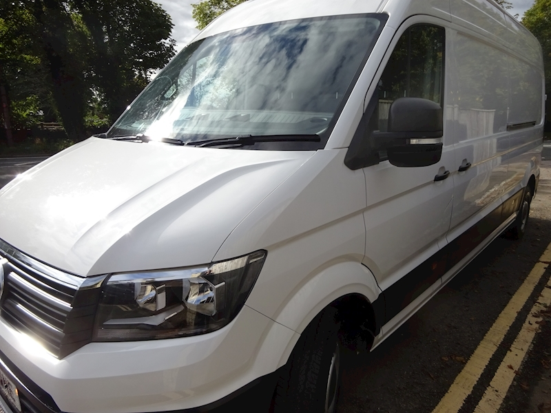 2018 Volkswagen Crafter - Large 1