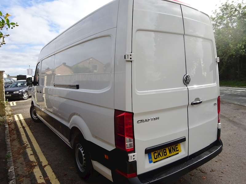 2018 Volkswagen Crafter - Large 3