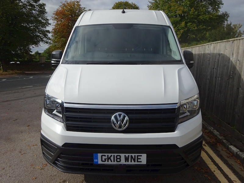 2018 Volkswagen Crafter - Large 7